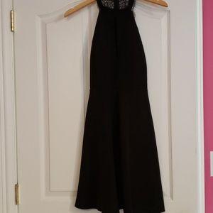 After Hours Dress Black